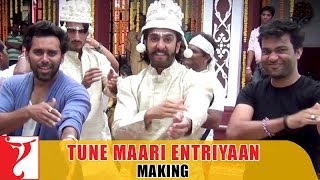 #Spotlight - Making Of The Song - Tune Maari Entriyaan - Gunday
