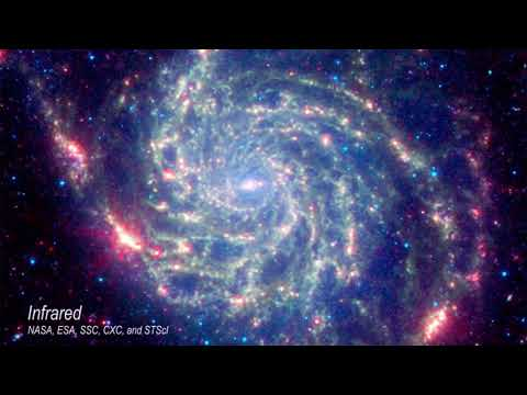 See the Milky Way's Core in Amazing NASA Flying Telescope Imagery