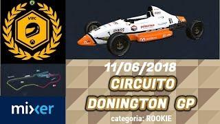 Transmissão AO VIVO - 2ª Etapa Campeonato Formula VRC