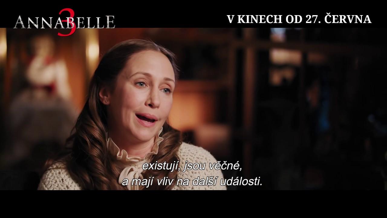 Annabelle 3 (2019) | Love Conquers |  film o filmu