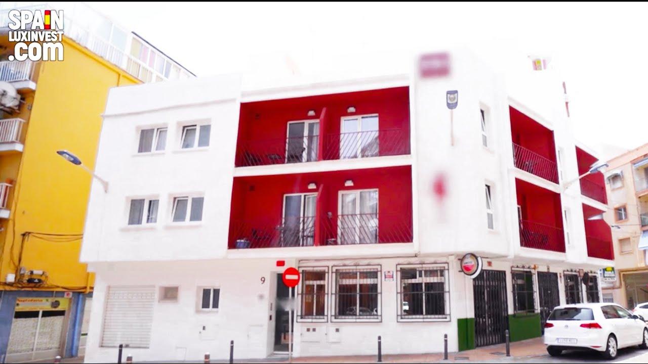 🔴1500000€/200м от моря/Мини апарт-отель в Испании/Бизнес/Развлечения,достопримечательности Бенидорма