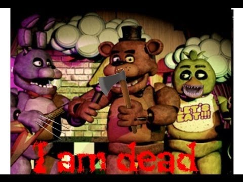 Fright Nights At Freddy,Surviving The First Night - YouTube