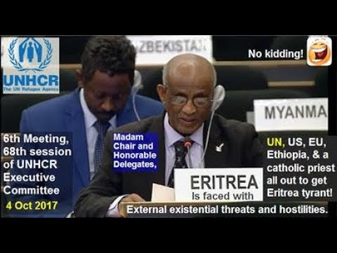 Eritrea Tyrant: Eritrea Is Faced With Int'l Existential Threats, All Out To Get Me!