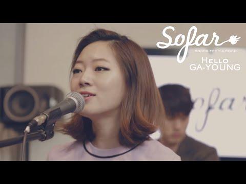 Hello GA-YOUNG (안녕하신가영) - You & Me   Sofar Seoul