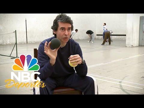 Programa Tenis Para Ciegos Argentina | Deportes Telemundo | NBC Deportes