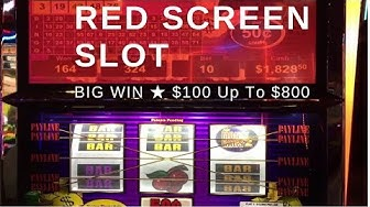 Vgt Red Screen Slots Online (Youtube 2019) ★ BIG WIN ★