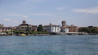 Италия: Сирмионе / Italy: Sirmione(Городок Сирмионе расположен на берегу озера Гарда, среди его достопримечательностей - замок Скалигеров,..., 2016-06-11T11:06:33.000Z)