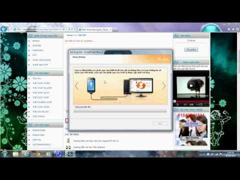 Hướng dẫn nâng cấp lên android 4 0 chi tiết www vanchinh com Điện thoại số 1 Hàn quốc
