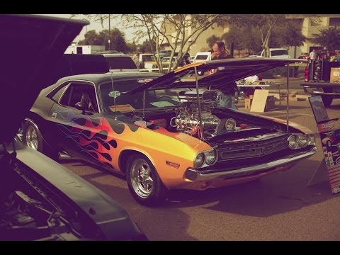 Michael Knoblauch - Mopar Meeting in Phoenix Arizona