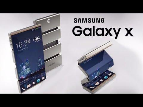 Гибкий Samsung Galaxy X за 2000$. Oppo Find X, Новый IPhone за  2500 руб и  Xiaomi Mi Max 3