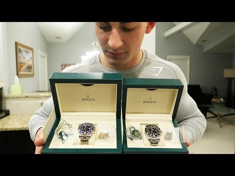 BUYING MY FIRST ROLEX!