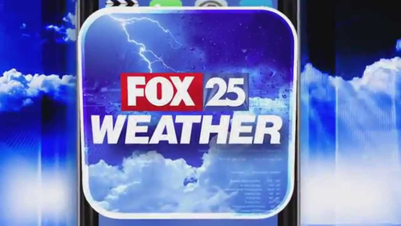 New FOX 25 weather app available