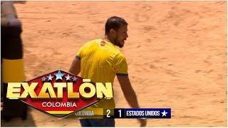 Colombia rompe el empate ante Estados Unidos