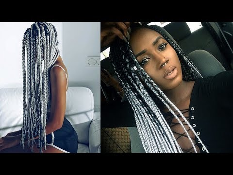Black Hairstyles Braids ♥ Braided Hairstyles For Black Girls – Hairstyles for Black Women