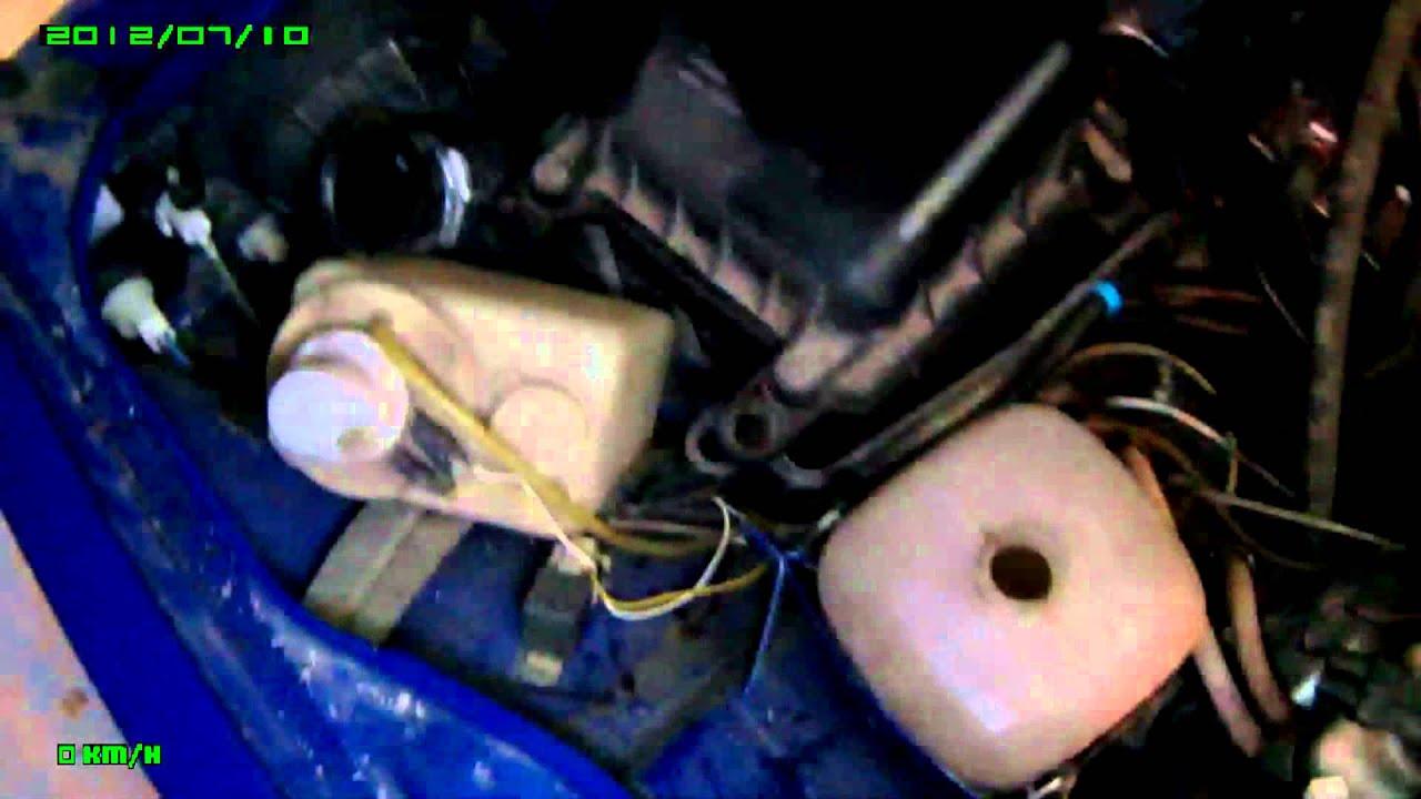 промывка системы охлаждения двигателя УКСУСОМ!