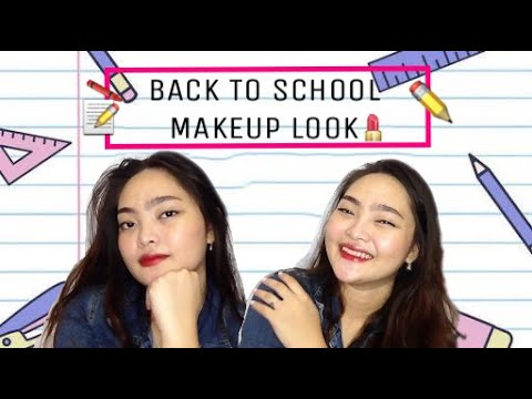 AFFORDABLE SCHOOL MAKEUP LOOK 2017 (Philippines)| Syer Mendoza 💖
