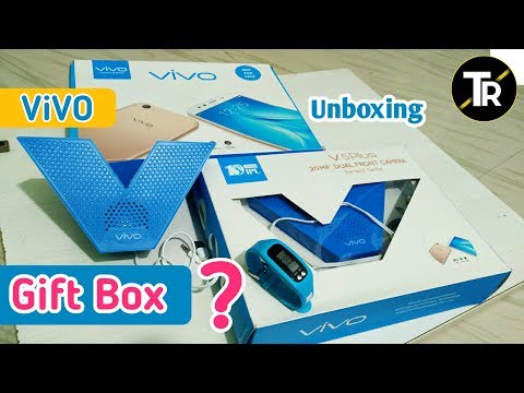 ViVO Gift Box Unboxing & Review | Features | Vivo Watch | VIVO Wrist Band |
