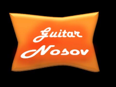 Аккорды к песням под гитару - Ноты с аккордами популярных