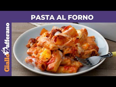 Pasta Al Forno Youtube