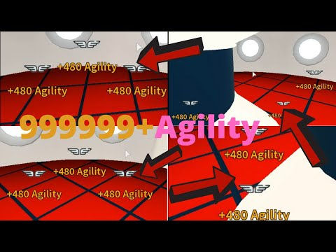 HOW TO GLITCH AGILITY IN ANIME FIGHTING SIMULATOR from YouTube · Duration:  3 minutes 7 seconds