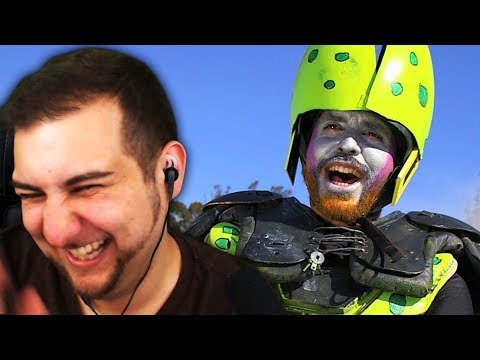 JUST LIKE I REMEMBER IT??  Kaggy Reacts to THE CELL SAGA IN 5 MINUTES DRAGONBALL Z  ACTION