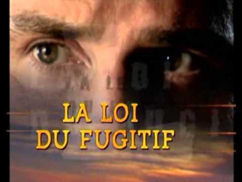 La Loi Du Fugitif Generique De Debut Saison 2 Vf Youtube