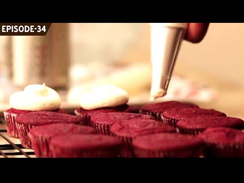 Learn how to make a simple Cheese Cream Frosting to decorate your cakes & cupcakes