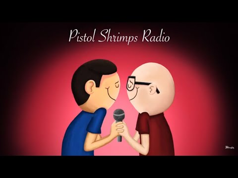Pistol Shrimps Radio Animated  Kubitch  by willoughby