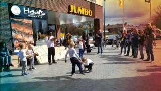 Capoeira Kidsclub Noordlaren april 2017