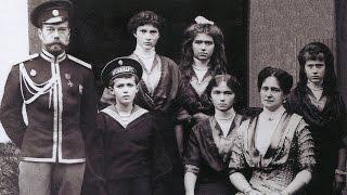 Кинохроника Царской Семьи — Footage of the Romanovs
