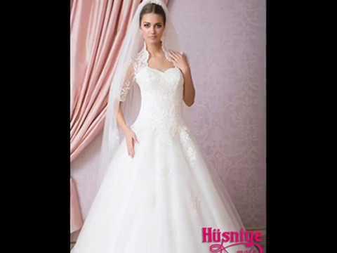 c3340034dbfe7 فساتين زفاف محلات جزائرية   wedding dresses 2017 2018 - YouTube