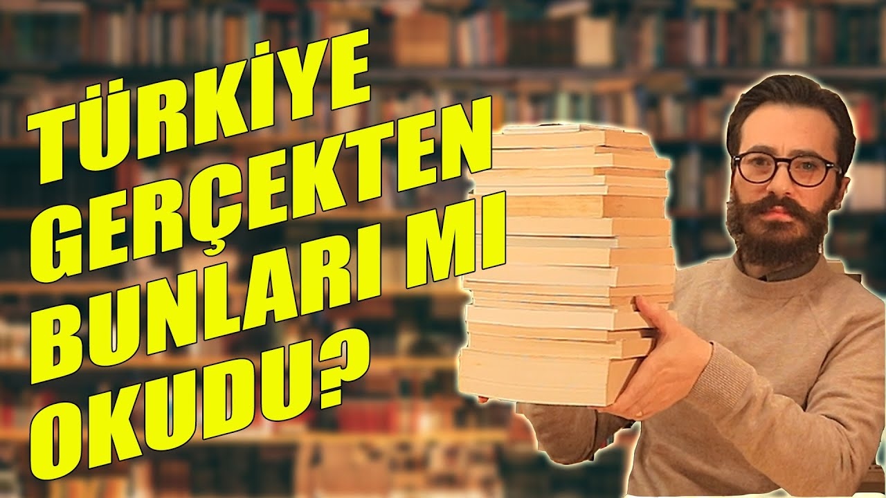 2020 Yılında Türkiye'de En Çok Okunan 20 Kitap | Kitap Tavsiyeleri