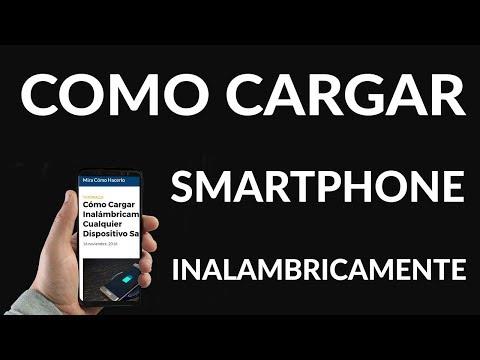 Cómo Cargar Inalámbricamente Cualquier Dispositivo Samsung