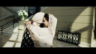 A Sikh Indian Wedding Same Day Edit in the Gurdwara Sahib Modesto