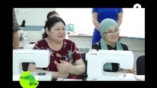 Выставка мастериц швейного дела