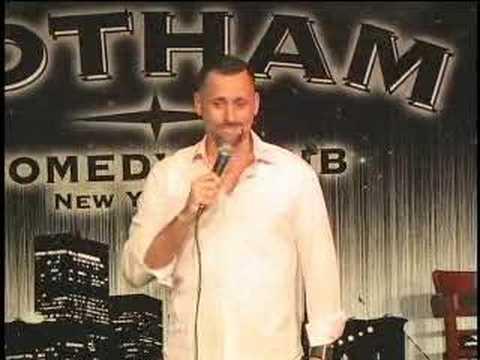 Eric Lyden at Gotham Comedy Club