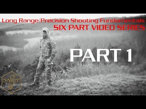 Long Range/Precision Shooting Fundamentals - Proper Prone Position Part One