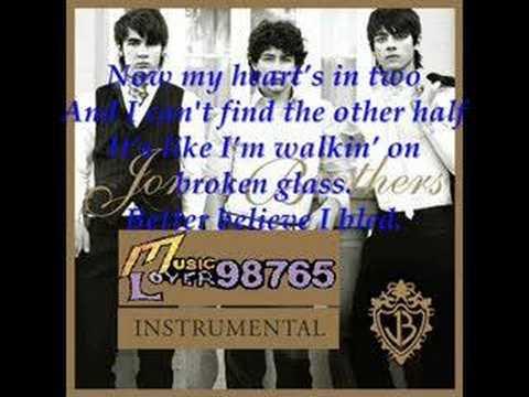 SOS Instrumental  Jonas Brothers