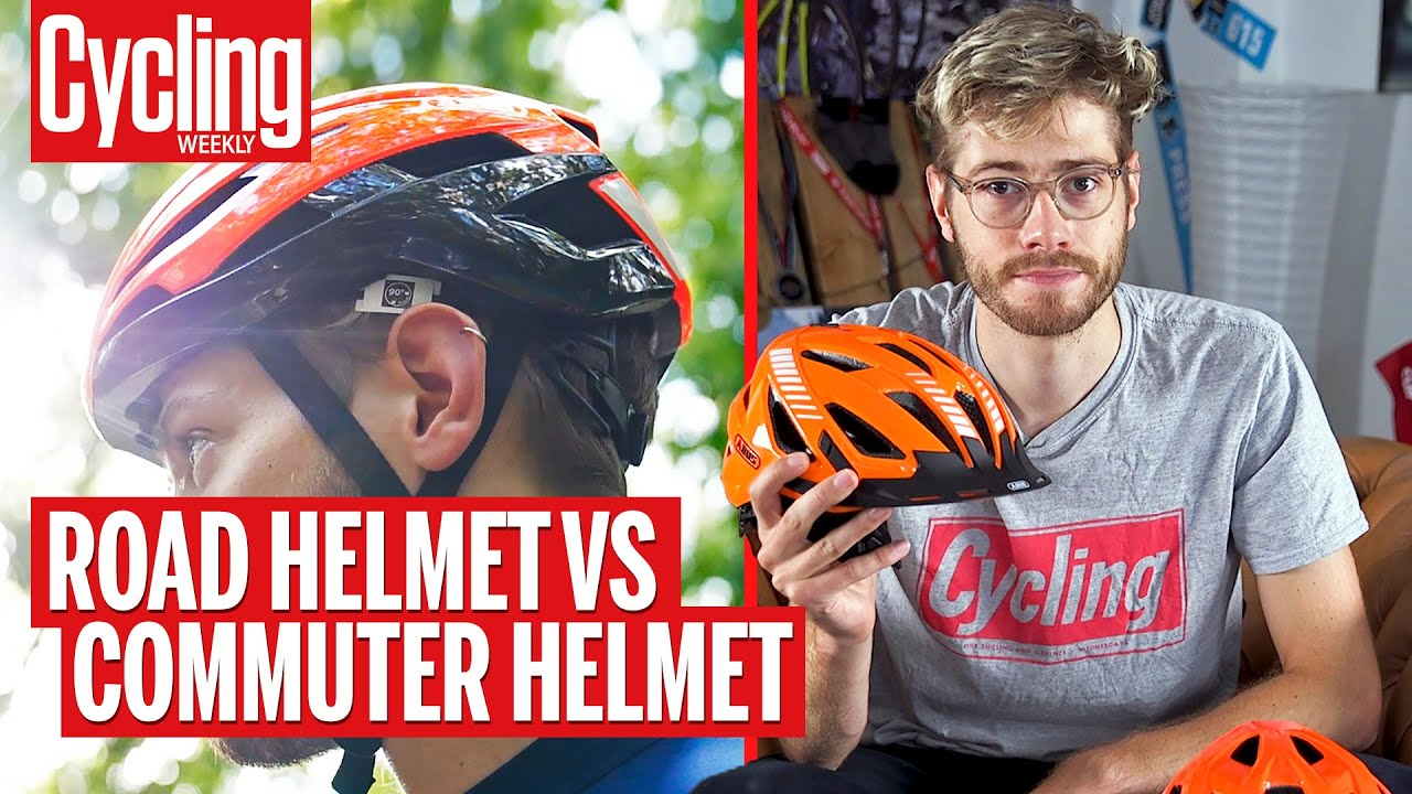 Road vs Commuter Helmet: Which Should You Buy? | Cycling Weekly