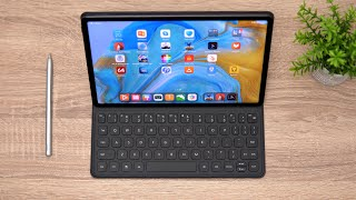 Huawei Matepad 11 Review.  An AWESOME 399 Euro Tablet!