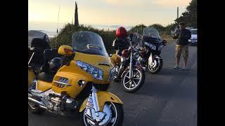 Motorcycle ride on 09/04/17 around Olympic Peninsula in Washington State