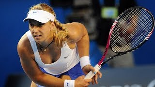 Sabine Lisicki vs Maria Sharapova - 2012 Australian Open R4 Highlights