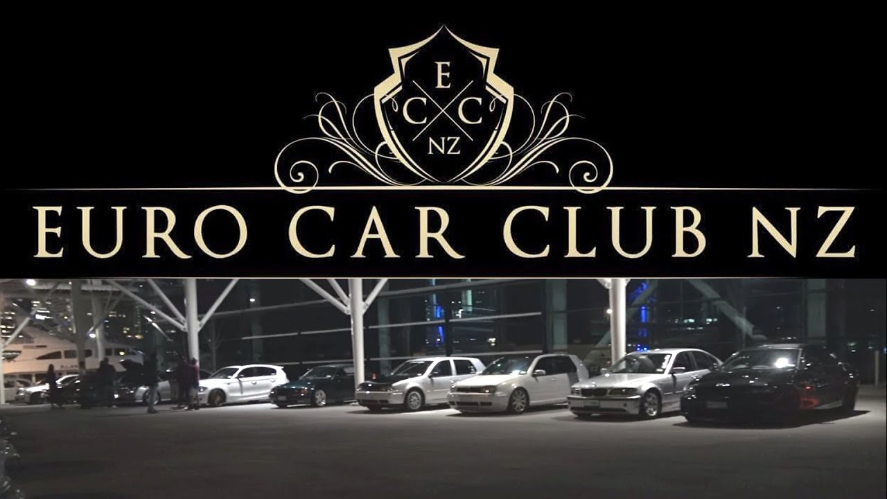 Euro Car Club Nz Meet Youtube
