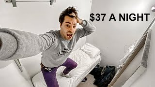 NEW YORK CITYS CHEAPEST HOTEL ROOM! (1 star)
