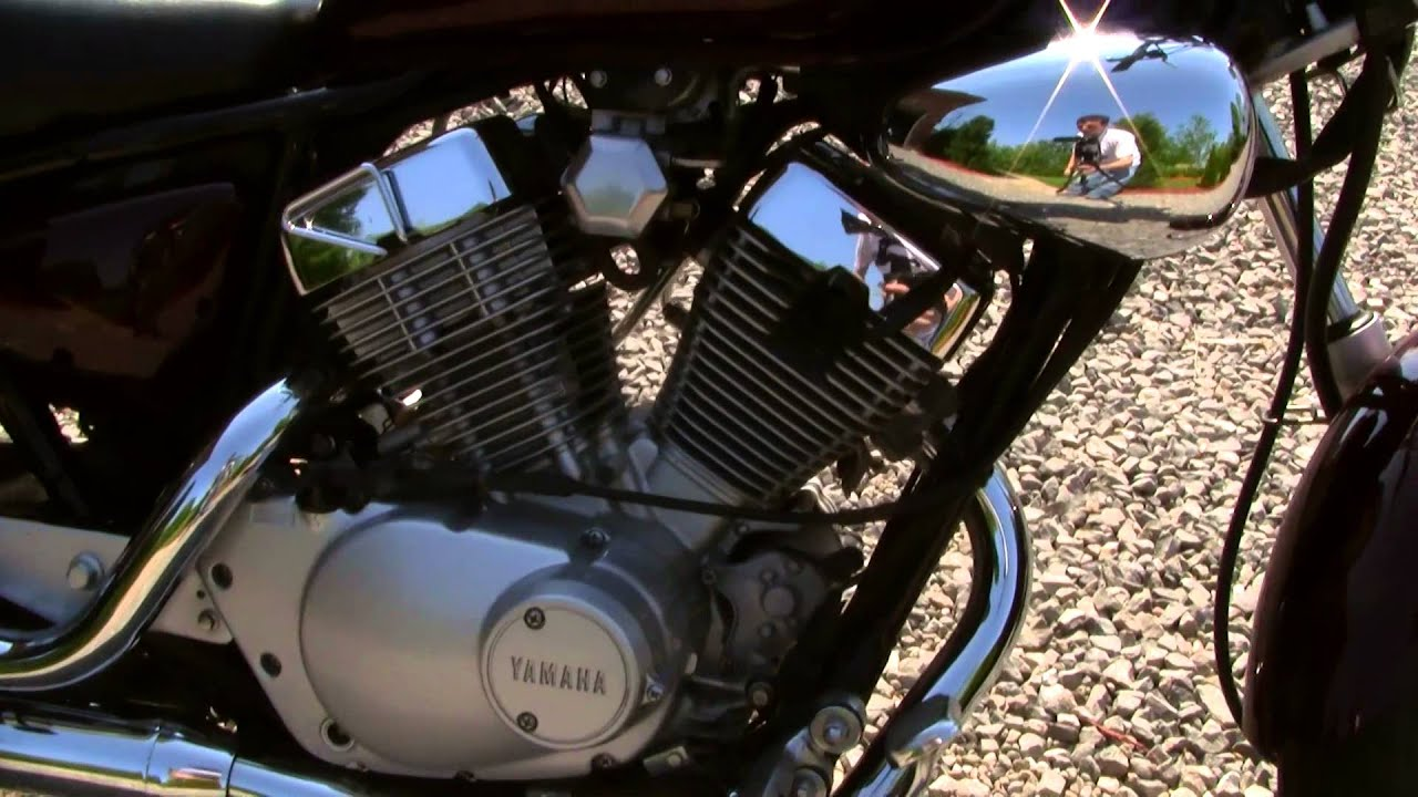 Yamaha V Star Fuel Filter Replacement