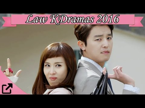 Top 10 Law Korean Dramas 2016 (All the Time)