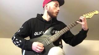turnstile | drop | guitar cover