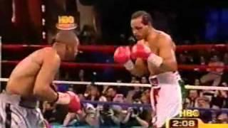 Roy Jones Jr vs David Telesco - 4/4