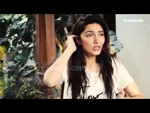 Mahira Khan Exclusive Interview with Brandsynario HD