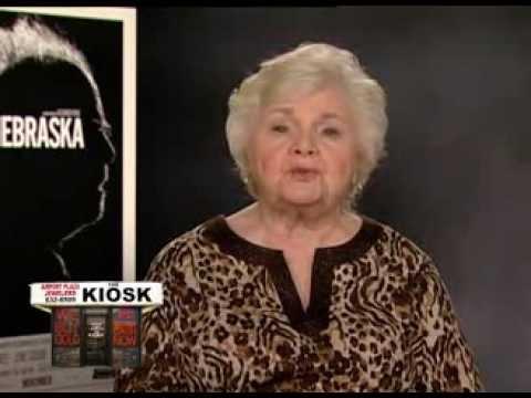 The Kiosk Presents: June Squibb in Nebraska